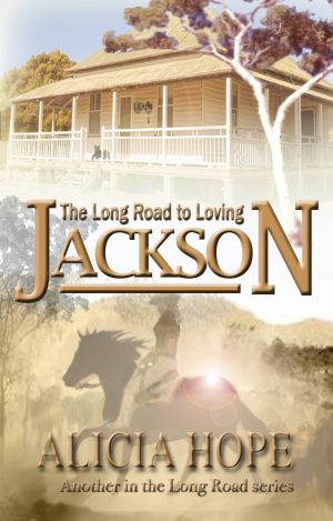 Cover for The Long Road to Loving Jackson