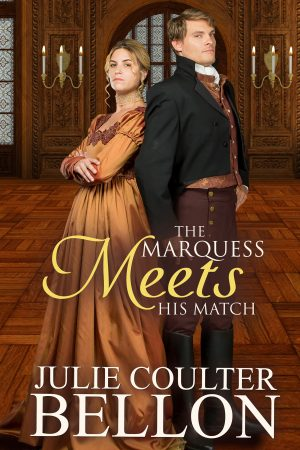 Cover for The Marquess Meets His Match