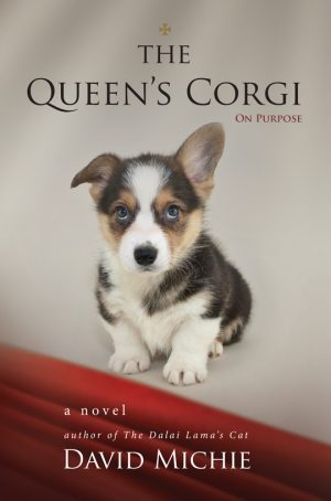 Cover for The Queen's Corgi: On Purpose