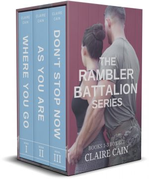 Cover for The Rambler Battalion Series Books 1-3