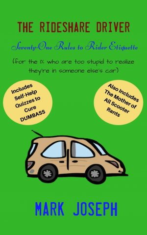 Cover for The Rideshare Driver