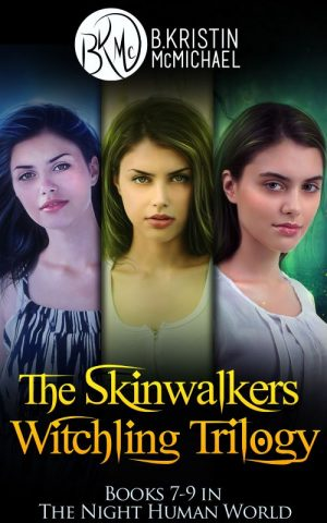 Cover for The Skinwalkers Witchling Trilogy Complete Collection