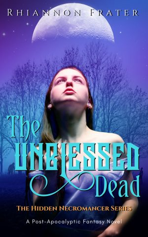 Cover for The Unblessed Dead