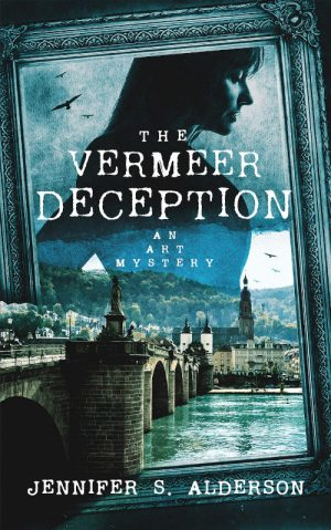 Cover for The Vermeer Deception: An Art Mystery
