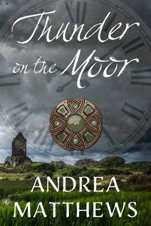 Cover for Thunder on the Moor