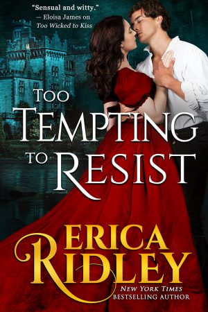 Cover for Too Tempting to Resist