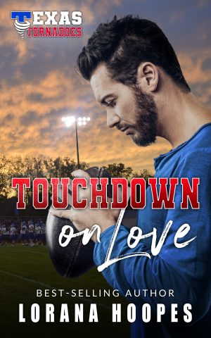 Cover for Touchdown on Love