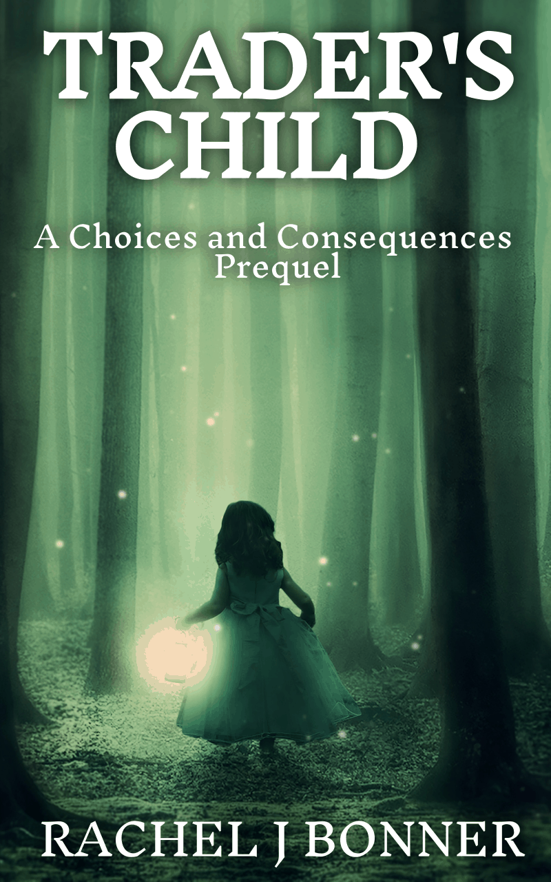 Cover for Trader's Child