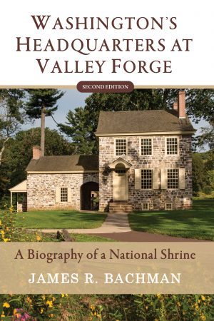 Cover for Washington's Headquarters at Valley Forge