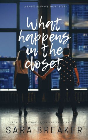 Cover for What Happens in the Closet