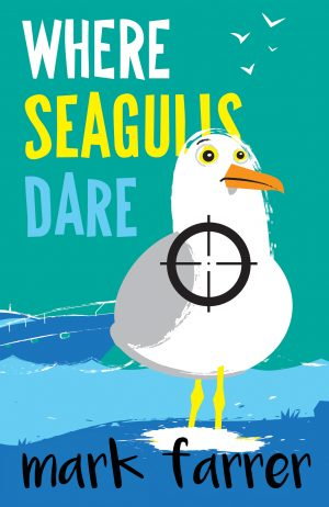 Cover for Where Seagulls Dare