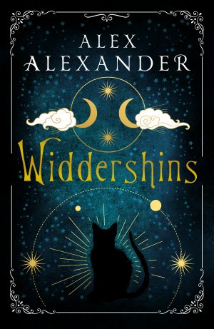 Cover for Widdershins