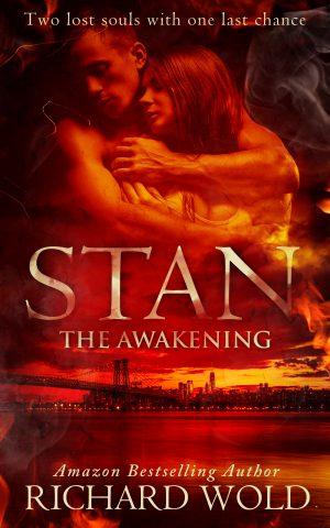 Cover for Stan the Awakening