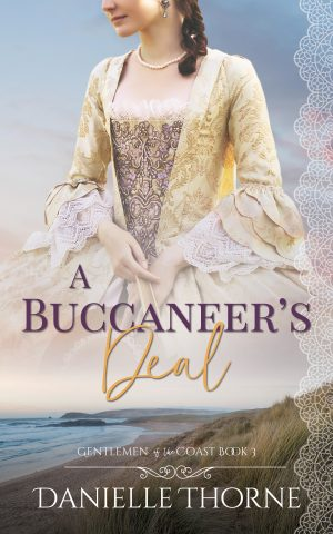 Cover for A Buccaneer's Deal