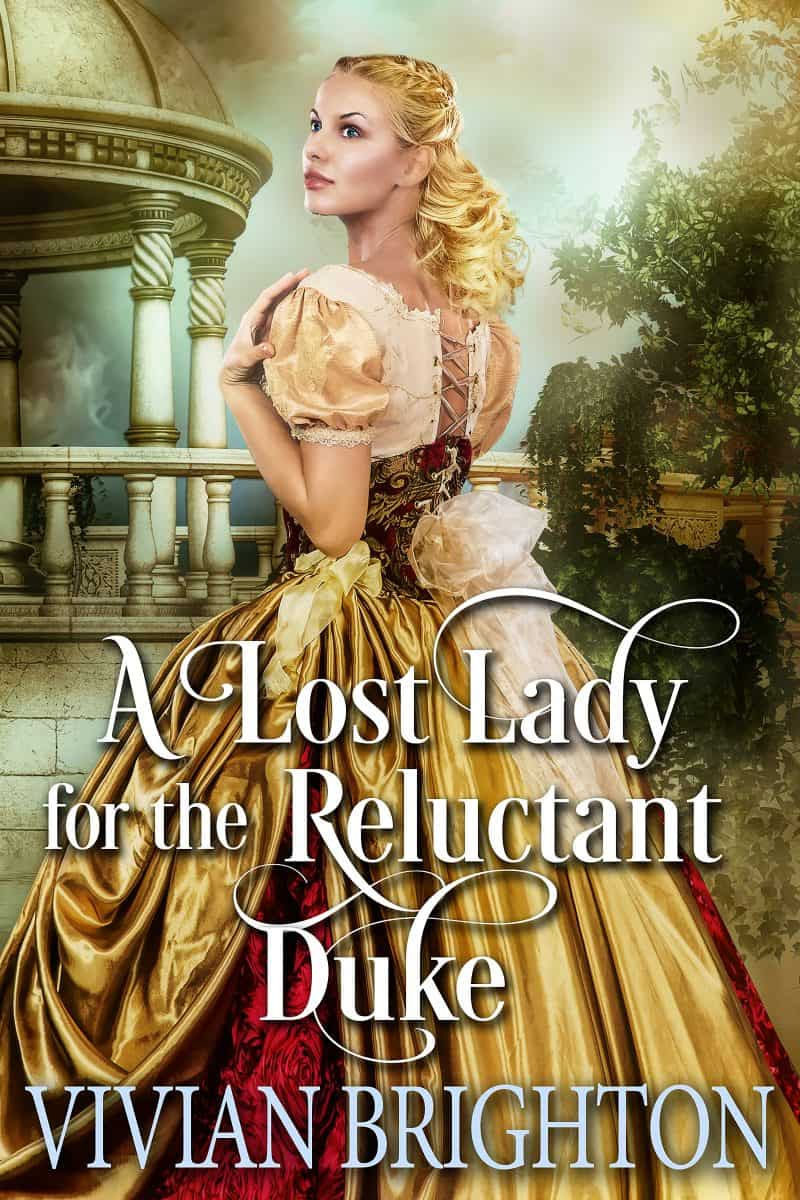 Cover for A Lost Lady for the Reluctant Duke