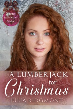 Cover for A Lumberjack for Christmas