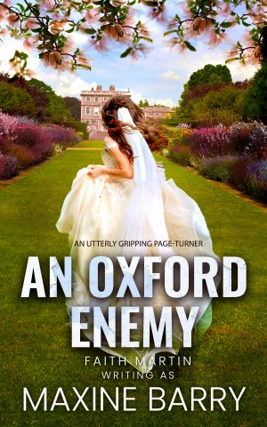 Cover for An Oxford Enemy