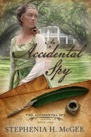 Cover for An Accidental Spy