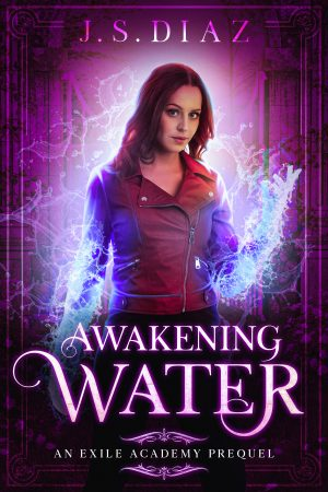 Cover for Awakening Water