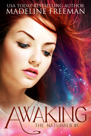 Cover for Awaking