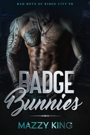Cover for Badge Bunnies