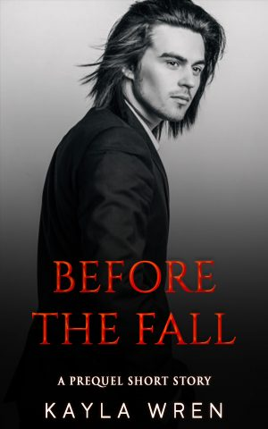 Cover for Before the Fall