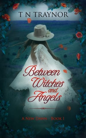 Cover for Between Witches & Angels
