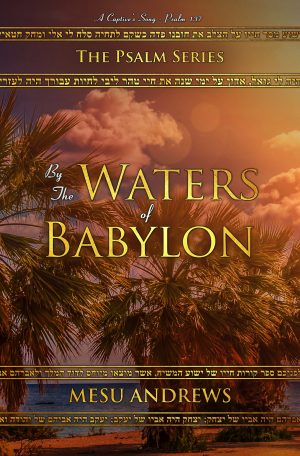 Cover for By the Waters of Babylon