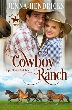 Cover for Cowboy Ranch