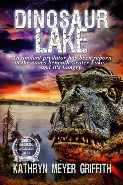 Cover for Dinosaur Lake