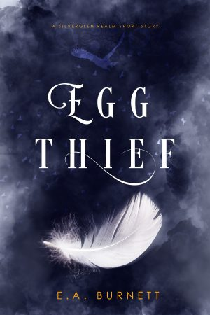 Cover for Egg Thief