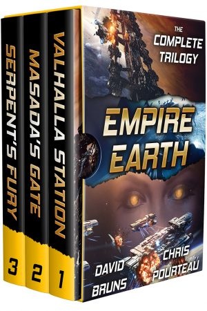 Cover for Empire Earth (The Complete Trilogy)
