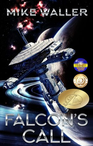 Cover for Falcon's Call