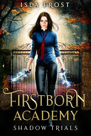 Cover for Firstborn Academy: Shadow Trials