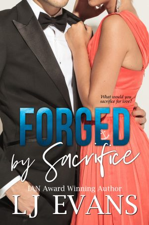 Cover for Forged by Sacrifice