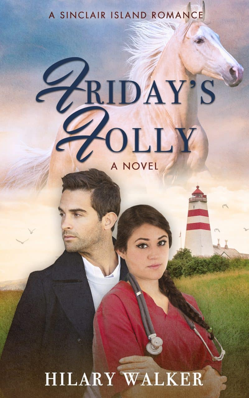 Cover for Friday's Folly