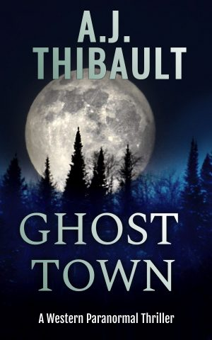 Cover for Ghost Town