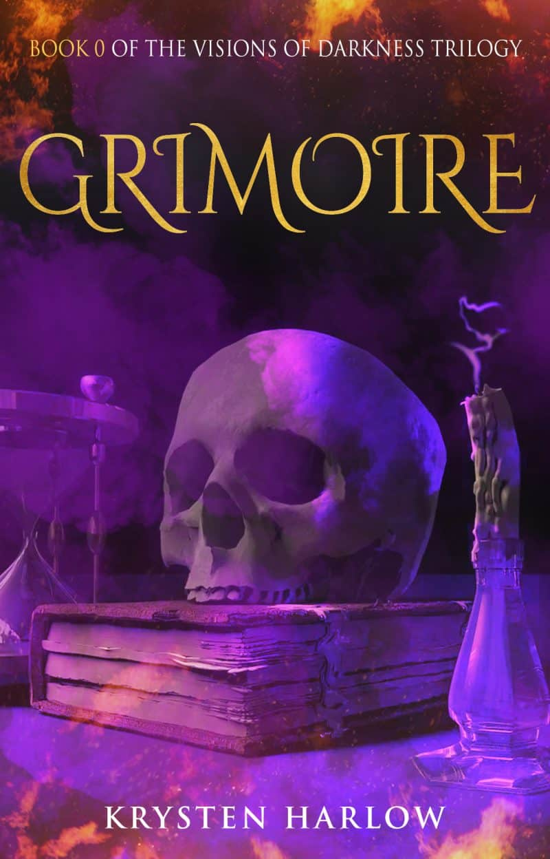 Cover for Grimoire