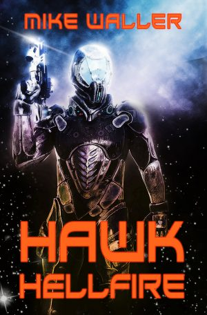 Cover for Hawk: Hellfire