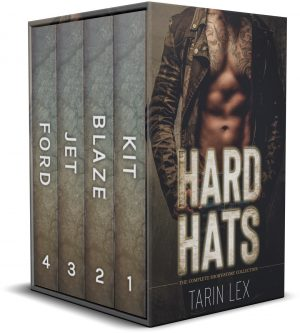 Cover for Hard Hats Boxed Set