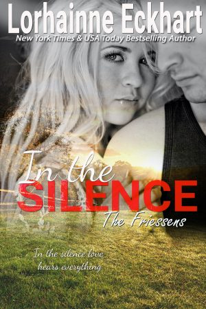 Cover for In the Silence