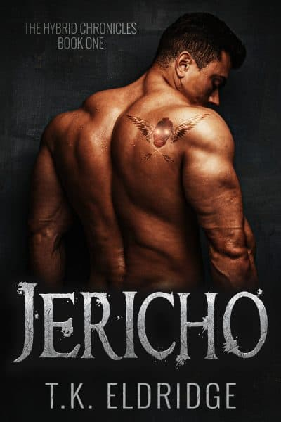 Cover for Jericho