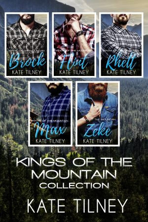 Cover for Kings of the Mountain: Collection