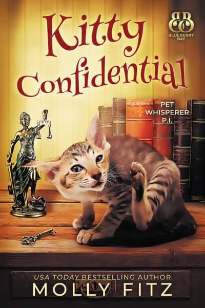 Cover for Kitty Confidential