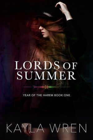 Cover for Lords of Summer