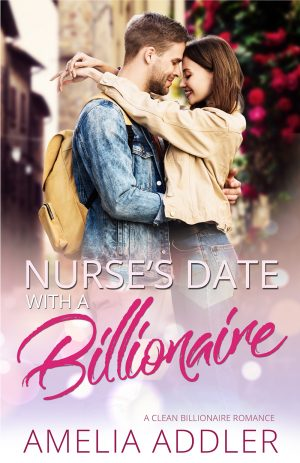 Cover for Nurse's Date with a Billionaire