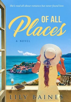 Cover for Of All Places