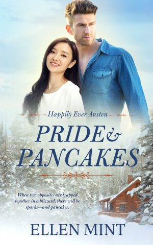 Cover for Pride and Pancakes