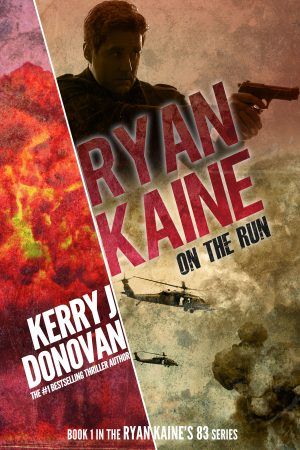 Cover for Ryan Kaine: On the Run