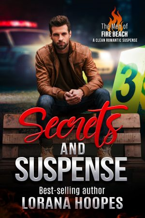 Cover for Secrets and Suspense